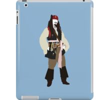 Jack Sparrow - Pirates of the Caribbean iPad Case/Skin
