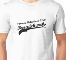 Former Detectives Club (black) Unisex T-Shirt