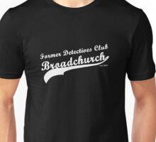 Former Detectives Club (white) Unisex T-Shirt