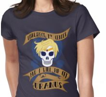 urAnus Womens Fitted T-Shirt