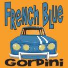 Renault 8 Gordini by velocitygallery