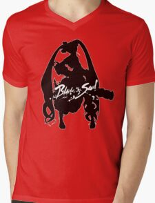 Blade And Soul - Po Hwa Ran ver.2 Mens V-Neck T-Shirt