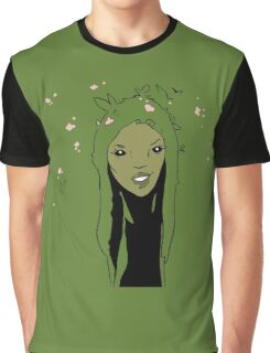 SAGA comic book Yuma Graphic T-Shirt