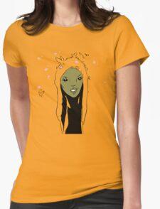 SAGA comic book Yuma Womens Fitted T-Shirt