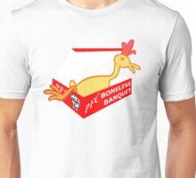 Boneless Chicken Unisex T-Shirt