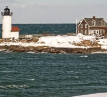 Annisquam Harbor Light Sticker