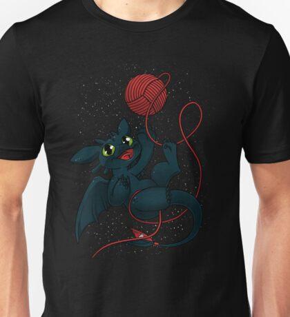 Dragons just wanna get fun Unisex T-Shirt