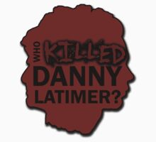 Who Killed Danny Latimer? Broadchurch (Plain Red) by HeatherLouita