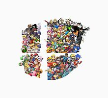 Super Smash Bros. 4 Ever + All DLC Unisex T-Shirt