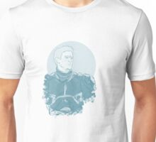 Raleigh, Gypsy Danger Pilot (Blue) Unisex T-Shirt