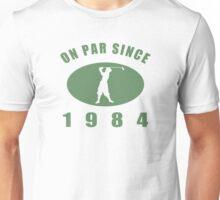 1984 Golf Humor T-Shirt Unisex T-Shirt