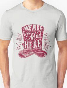 Mad Cat's Hat  T-Shirt
