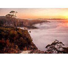 Blackheath dawn Photographic Print