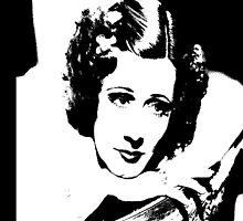 Irene Dunne Is Gorgeous by Museenglish
