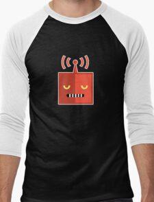Logo (R0mbag) Men's Baseball ¾ T-Shirt