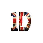 1D logo (UK pattern) by LexyDC