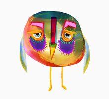 The Owl Who Looks Unimpressed Unisex T-Shirt
