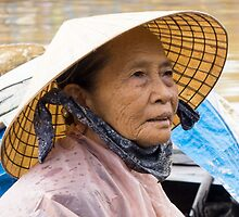 one in hoi an by Anne Scantlebury