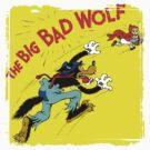 The Big Bad Wolf by sashakeen