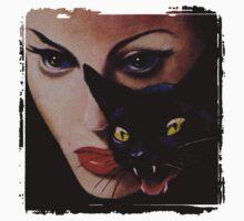 Cat Lady by sashakeen