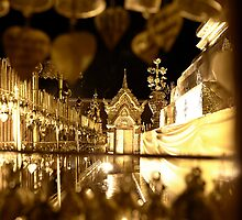Golden Temple by DebWinfield