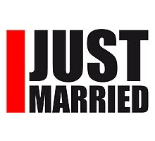 Just Married Logo-Design by Style-O-Mat