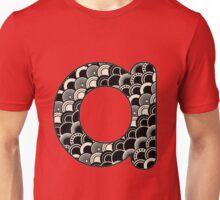Letter Series - a II Unisex T-Shirt
