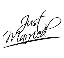 Just Married Logo Design by Style-O-Mat