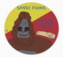 Big Lez Show - Sassy Foods by Ajayyyy