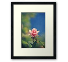 With Love Always Framed Print