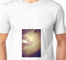 light foot Unisex T-Shirt