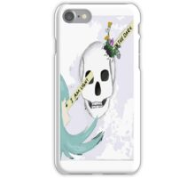 optimism flourishes iPhone Case/Skin