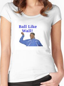 John Wall! Women's Fitted Scoop T-Shirt