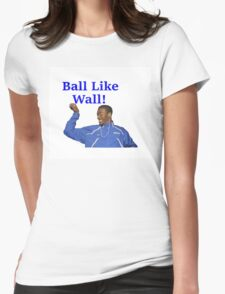 John Wall! Womens Fitted T-Shirt