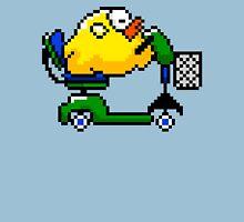 Flabby Bird - Cart Unisex T-Shirt