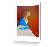 Bell - from Beauty & The Beast Greeting Card