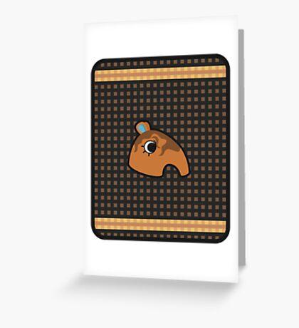 OLAF ANIMAL CROSSING Greeting Card
