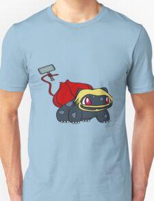 BulbaThor (Bulbasaur + Thor Crossover) T-Shirt Unisex T-Shirt