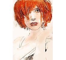Vital - Portrait Photographic Print