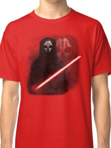 Darth Nihilus-Knights of the Old Republic II Classic T-Shirt