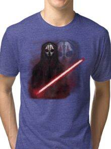 Darth Nihilus-Knights of the Old Republic II Tri-blend T-Shirt