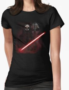 Darth Nihilus-Knights of the Old Republic II Womens Fitted T-Shirt