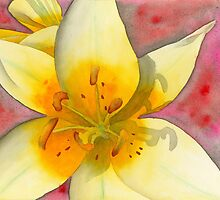 Fourth of July Flower by Ken Powers