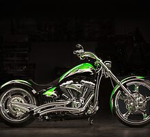 Bub's Customs Harley Davidson by HoskingInd