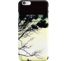 foliage aura  iPhone Case/Skin