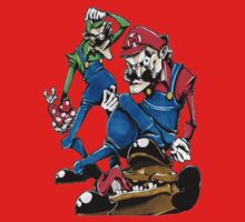 _Mario_Luigi_Bros._ by georgeyporgey
