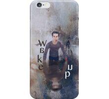 wake up iPhone Case/Skin