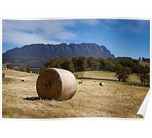 Tasmania's Mount Roland Poster