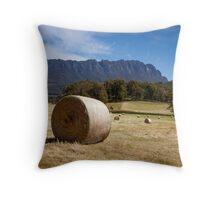 Tasmania's Mount Roland Throw Pillow