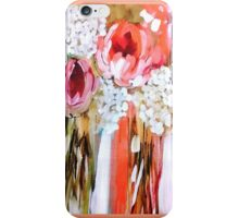 Painted Flowers iPhone Case/Skin